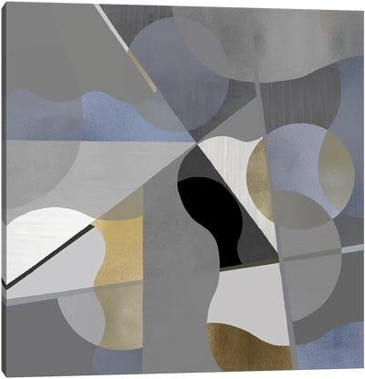 Interact I Canvas Art Print