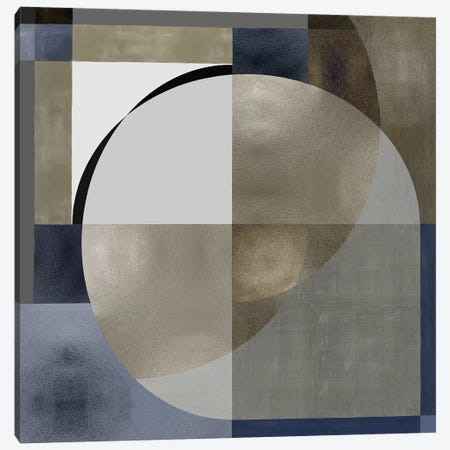 Meld I Canvas Print #JUT41} by Justin Thompson Canvas Print