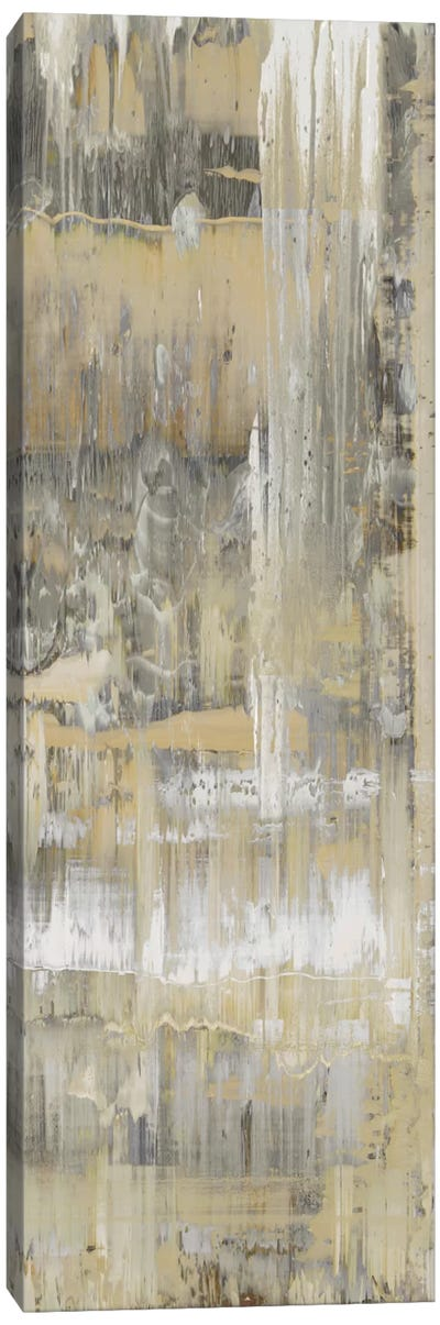 Dedicated Panel III Canvas Print #JUT7