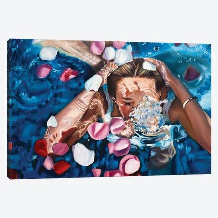 Exhale Canvas Print #JUY11} by Julia Ryan Canvas Print