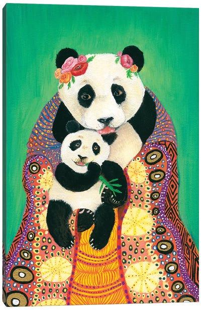 Ling Ling's Coronation Canvas Art Print