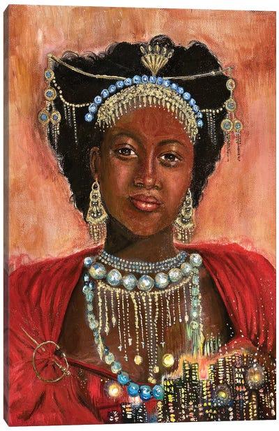 Postcard III Canvas Art Print