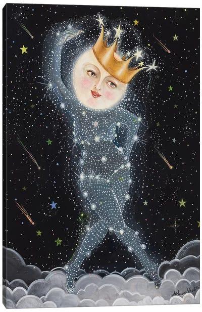 Sister Moon Canvas Art Print