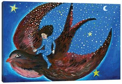 The Brightest Star Canvas Art Print