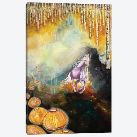 Three Lives Canvas Print #JVA36} by Jahna Vashti Canvas Art