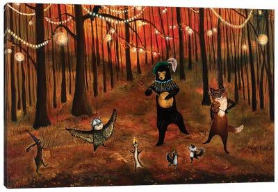 Autumn Splendor Canvas Art Print