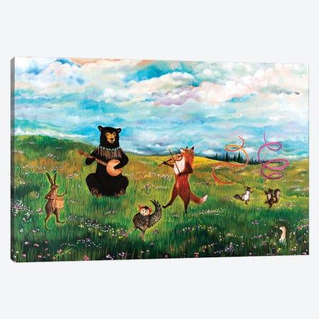 Spring Jubilee Canvas Print #JVA42} by Jahna Vashti Canvas Artwork
