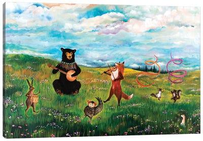 Spring Jubilee Canvas Art Print
