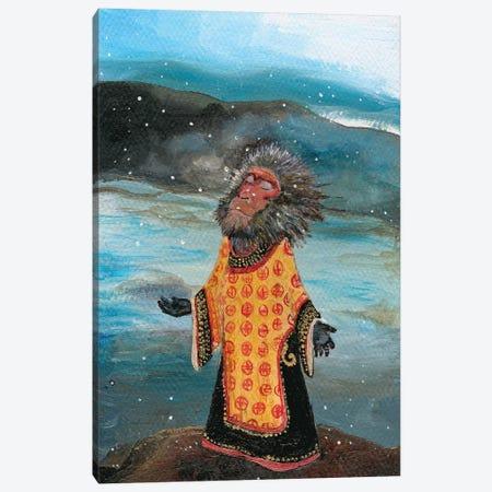 First Snow Canvas Print #JVA8} by Jahna Vashti Canvas Artwork