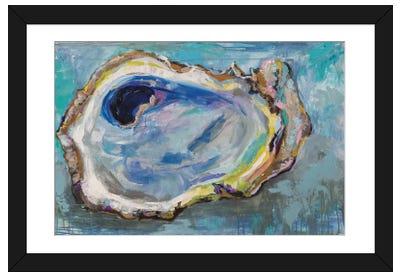 Oyster Two Framed Art Print