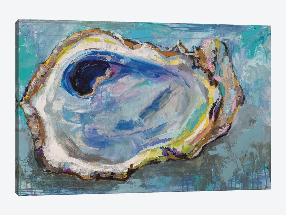 Oyster Two by Jeanette Vertentes 1-piece Canvas Artwork
