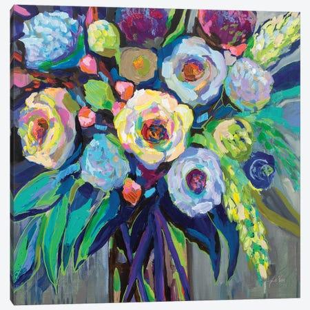 Nighttime Canvas Print #JVE103} by Jeanette Vertentes Canvas Art