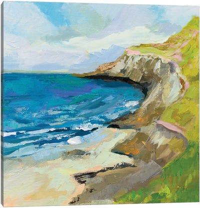 The Bluffs Canvas Art Print