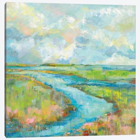 Marsh Canvas Print #JVE111} by Jeanette Vertentes Canvas Print