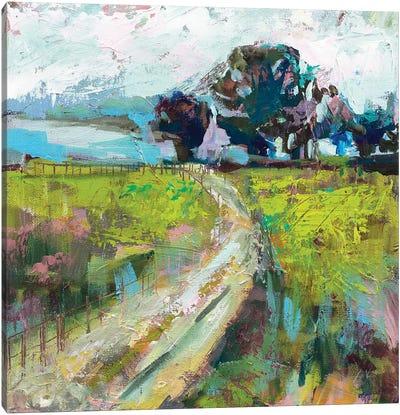 The Meadow v2 Canvas Art Print