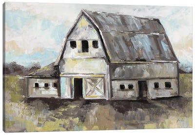 Tranquil Barn Canvas Art Print