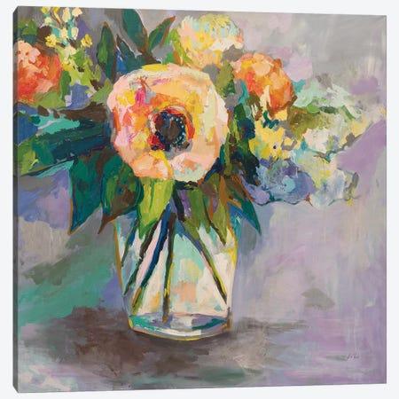 Glow Canvas Print #JVE12} by Jeanette Vertentes Canvas Art Print