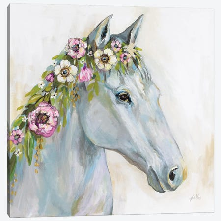 Lovely I Canvas Print #JVE133} by Jeanette Vertentes Canvas Print