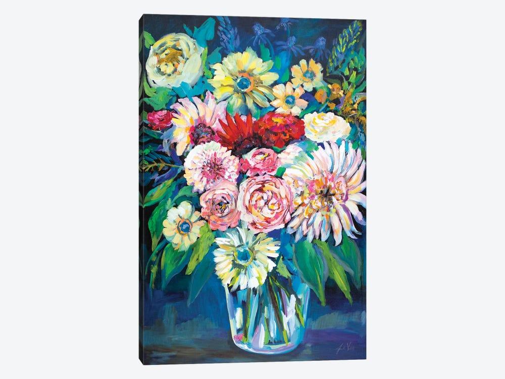 Prosperity by Jeanette Vertentes 1-piece Canvas Print