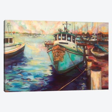 At Fords Canvas Print #JVE19} by Jeanette Vertentes Art Print