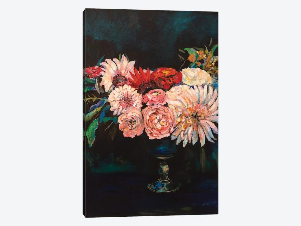 Newport Bouquet by Jeanette Vertentes 1-piece Art Print