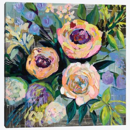 Dreamy Canvas Print #JVE29} by Jeanette Vertentes Canvas Artwork