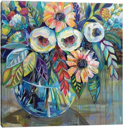Joy Canvas Art Print