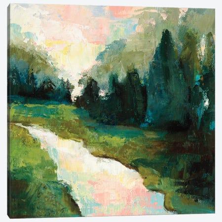 River Walk Canvas Print #JVE35} by Jeanette Vertentes Canvas Artwork