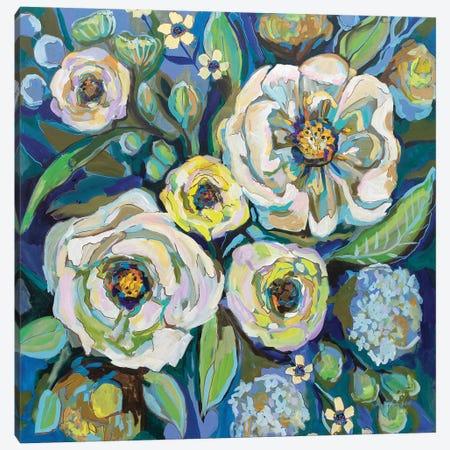 Ocean House Canvas Print #JVE46} by Jeanette Vertentes Canvas Print
