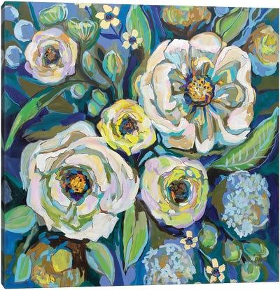 Ocean House Canvas Art Print