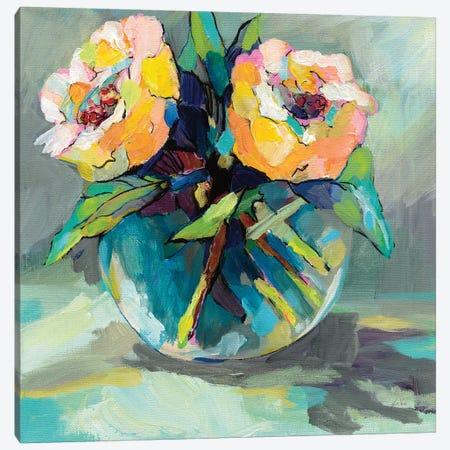 Twins Canvas Print #JVE56} by Jeanette Vertentes Canvas Artwork