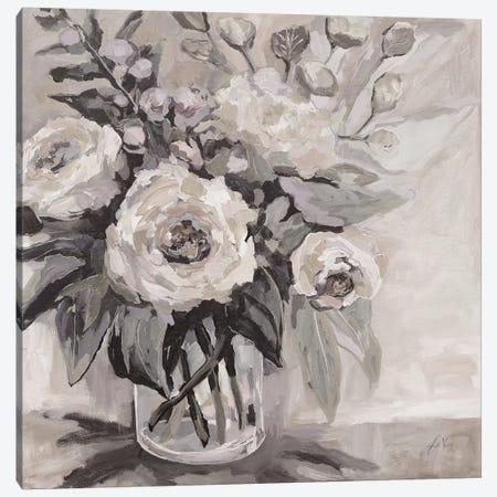 Delighted Neutral Canvas Print #JVE64} by Jeanette Vertentes Canvas Print