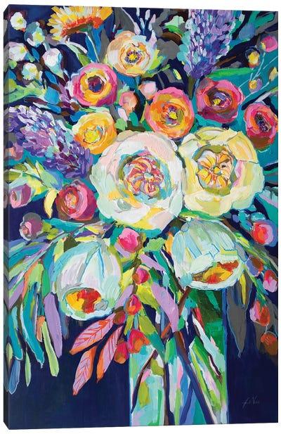Lilys Bouquet Canvas Art Print
