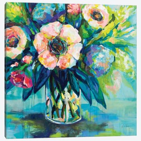 Vibrance Canvas Print #JVE78} by Jeanette Vertentes Canvas Print