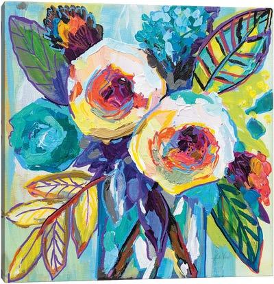 Bahamas Morning Canvas Art Print