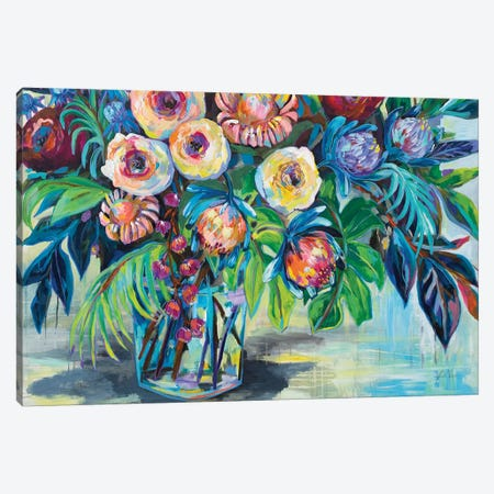 Key West Canvas Print #JVE81} by Jeanette Vertentes Canvas Wall Art