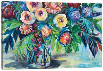 Key West Canvas Art Print