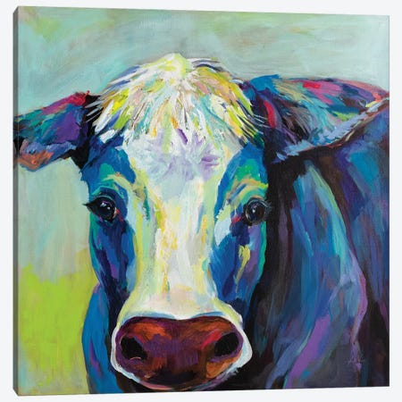 Betsy 3-Piece Canvas #JVE83} by Jeanette Vertentes Canvas Wall Art