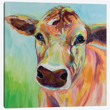Brody Canvas Print #JVE85} by Jeanette Vertentes Art Print