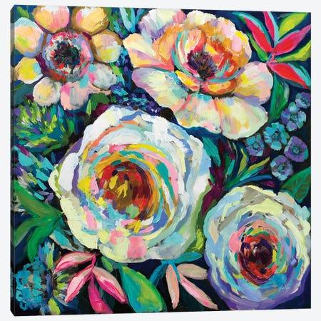 Reaching for the Sun Canvas Print #JVE90} by Jeanette Vertentes Canvas Art Print