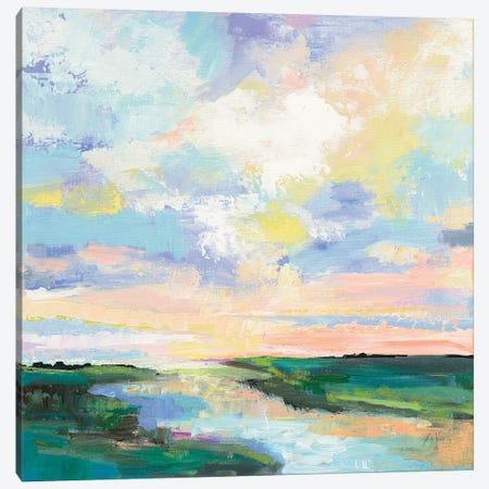 Mystic Canvas Print #JVE97} by Jeanette Vertentes Canvas Wall Art
