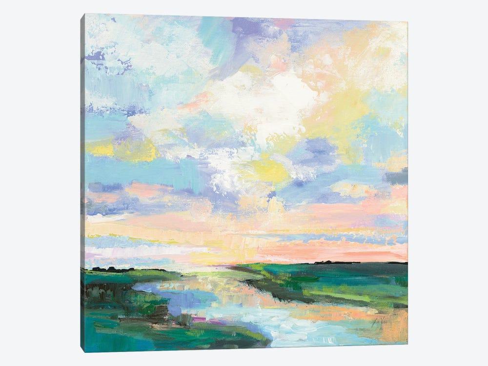 Mystic by Jeanette Vertentes 1-piece Canvas Art Print