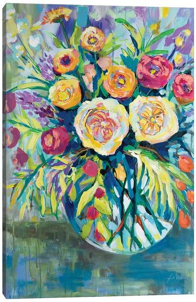 Summer Joy Canvas Art Print