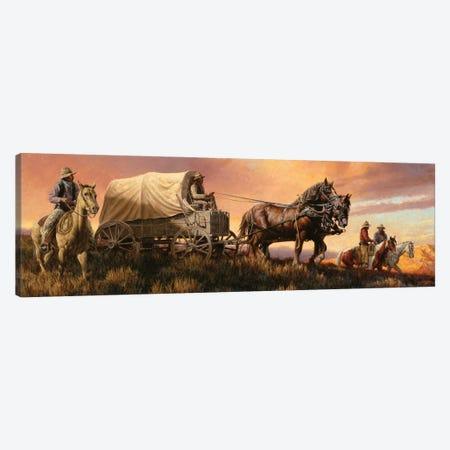 Big Sky Canvas Print #JVL15} by Joe Velazquez Art Print