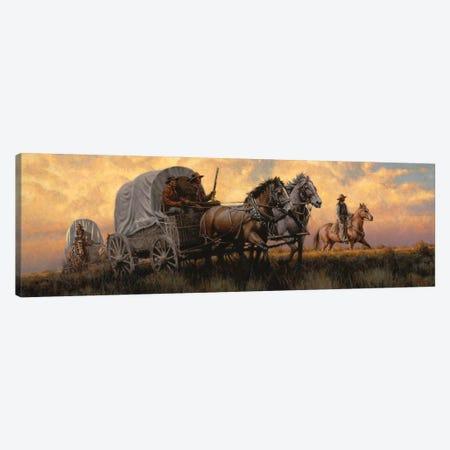 700 Miles From St. Louis Canvas Print #JVL1} by Joe Velazquez Canvas Art Print