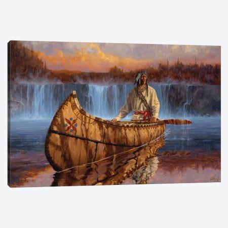 Healing Waters Canvas Print #JVL32} by Joe Velazquez Canvas Art