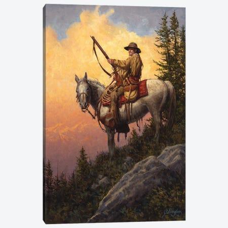 Last Of His Kind Canvas Print #JVL40} by Joe Velazquez Canvas Print