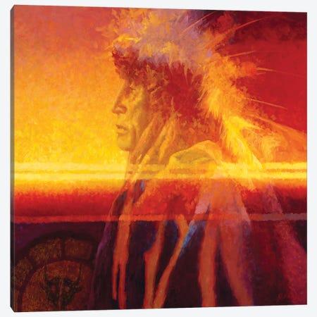 Many Memories Canvas Print #JVL42} by Joe Velazquez Art Print