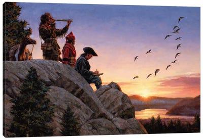 Pathfinders Canvas Art Print
