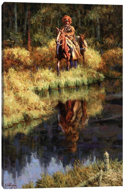 Prime Territory Canvas Art Print
